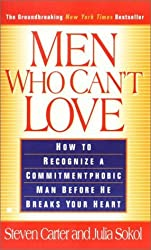 Men Who Can't Love by S. Carter (1988-06-01)