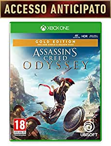 Assassin's Creed Odyssey - Gold - Xbox One: Amazon.it ...