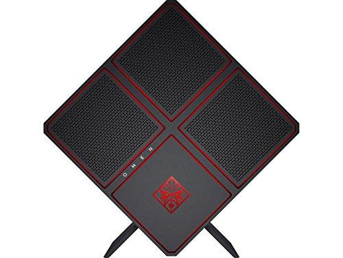 HP OMEN X 900-002ns - Ordenador Sobremesa Gaming (Intel Core i7-6700K, 32 GB RAM, 2 TB HDD, Nvidia GeForce GTX 1070 8 GB, Windows 10); Negro