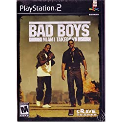 Bad Boys Miami Takedown - PlayStation 2