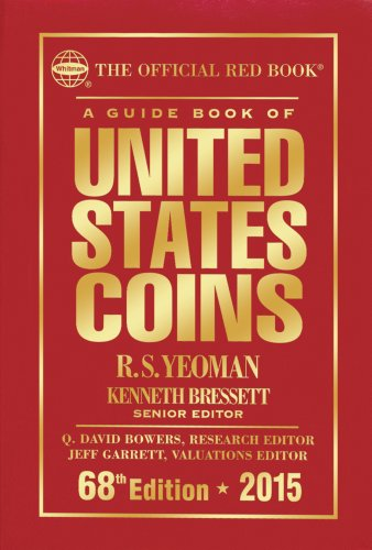 A Guide Book of United States Coins 2015: The Official Red Book (English Edition)