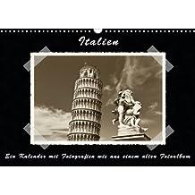 Italien / CH-Version (Wandkalender 2014 DIN A3 quer): Ein Kalender mit Fotografien wie aus einem alten Fotoalbum (Monatskalender, 14 Seiten)
