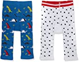 Joules Baby Boy's Lively Tights, Multicoloured (Dino),, used for sale  Delivered anywhere in UK