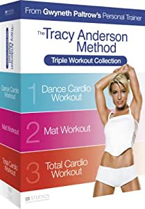 Tracy Anderson Method: Triple Workout [DVD]