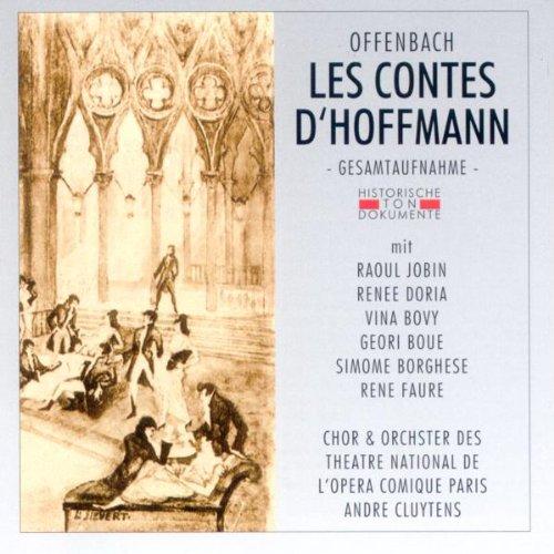 Offenbach: Contes D'hoffmann [Import allemand]