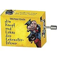 Fridolin 58357 Morrowland Song, gelbe Musik-Box