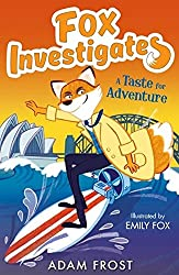 A Taste for Adventure (Fox Investigates)