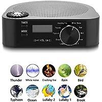 White Noise Machine -10 Natur Sound, Beruhigende Sound-Maschine Zum Schlafen, 10 Levels Of Volume, Timer-Funktion... preisvergleich bei billige-tabletten.eu