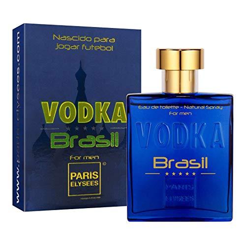 Wodka Brazil Blue Parfum 100ml Herren Eau de Toilette Paris allererste -