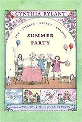 Summer Party Cobble St Co (Cobble Street Cousins (Paperback))
