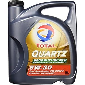 Total 183199 Quartz 9000Future Nfc 5W30Lubrifiant, 5l pas cher
