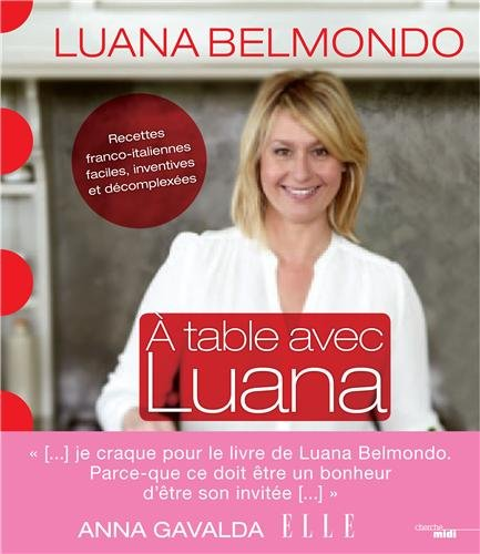 A table avec Luana - petit format