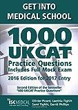 Get into Medical School - 1000 UKCAT Practice Questions. Include Full Mock Exam