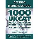 Get Into Medical School. 1000 UKCAT Practice Questions...
