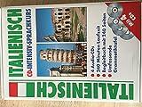 Italienisch Intensiv Sprachkurs mit Begleitbuch und 4 CD´s