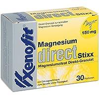 Preisvergleich für Xenofit Magnesium direct Stixx Granulat 30X1.66 g