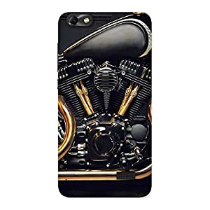 Stylish Awesome Cruise Engine Back Case Cover for Honor 4C
