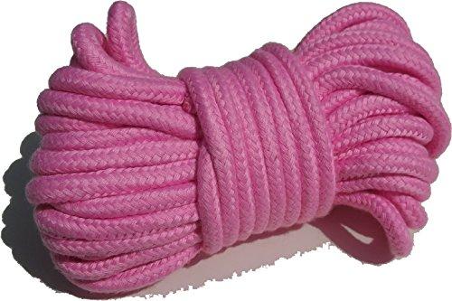 weiche rosa Seil 10Meter (Wish Make A Kostüme)