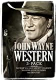 John Wayne Western Three-pack (The Man Who Shot Liberty Valance / Sons of Katie Elder / The Shootist)