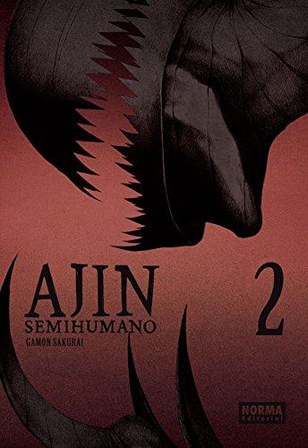 Ajin (semihumano) 2 por Gamon Sakurai