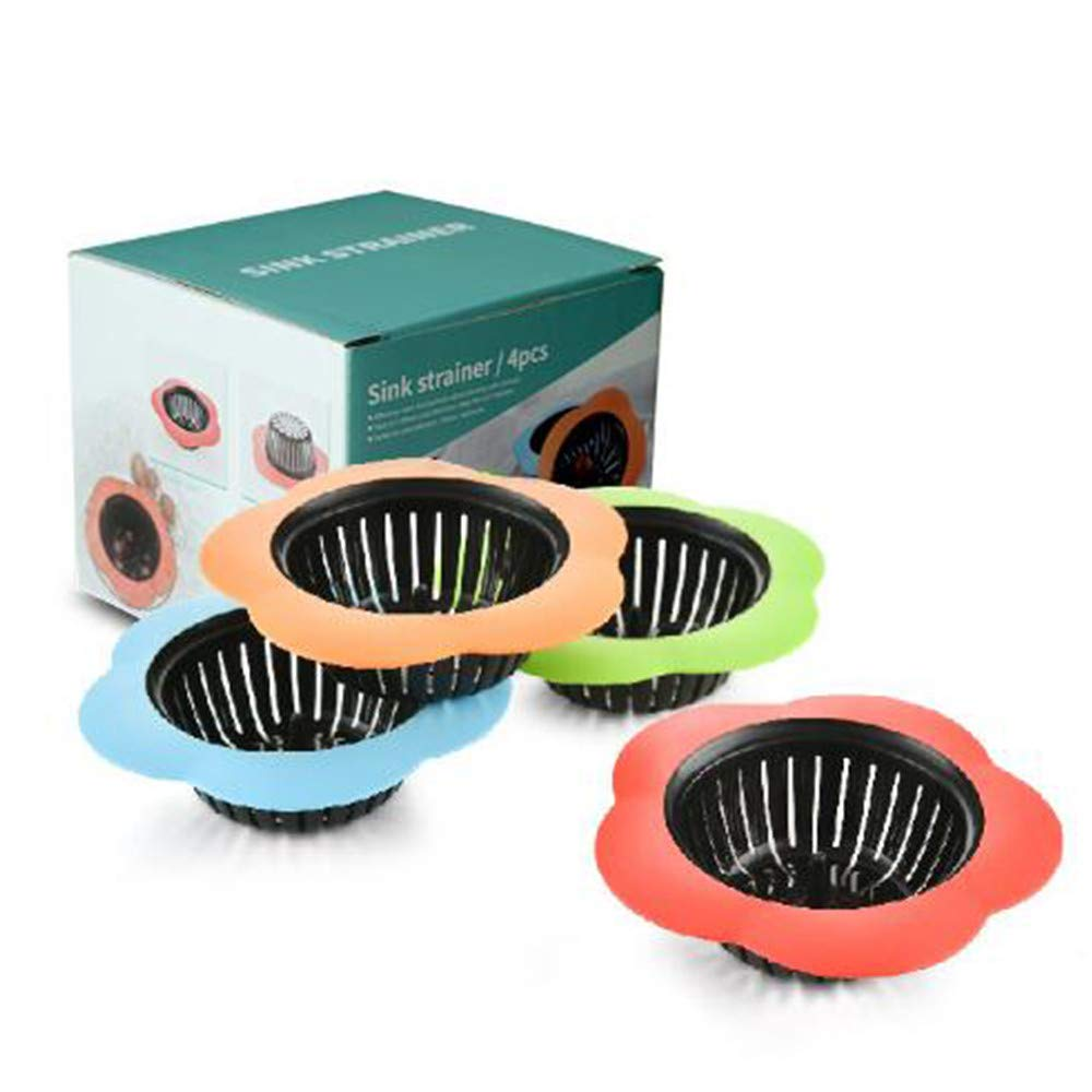 Lavello Cucina In Plastica.Plastica Lavello Cucina Facile Pulire Lavandino Drenaggio Filtro