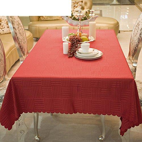 Westliche Tischdecke/Hotel Tischdecken runden Tischdecke/Tischdecke decke/ längliche Tischdecke/ Multi-Color gestreifter Stoff-E 120x160cm(47x63inch) (Längliche Stoff-tischdecke)