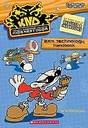 Kids Next Door 2x4 Technology Handbook (Codename)