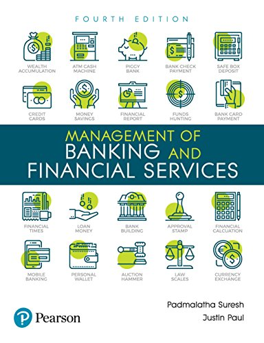Management of Banking and Financial Services by Pearson