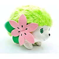 Quality Pokemon Pikachu Soft Plush Doll Toy Kid Gift--Shaymin M010348 by BabyCentre