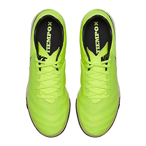 Nike Herren Tiempox Mystic V Tf Fußballschuhe neongelb / schwarz