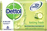 Dettol Lasting Fresh Soap, 75g