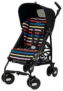 Peg-Pérego Poussette Canne - Silla de paseo para bebés, color negro (Poussette Mini) (B00447A3D4)   Amazon Products
