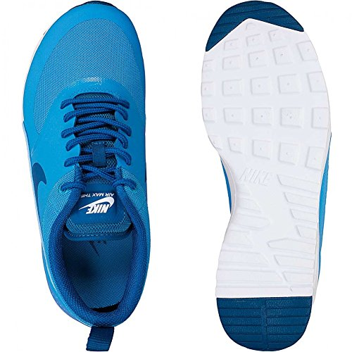 Nike Air Max Thea Women Sneaker Trainer 599409-411 Blue/Green