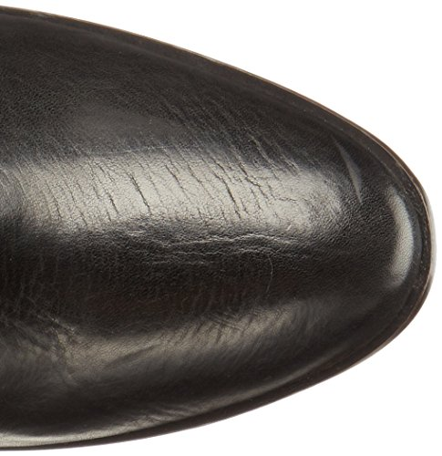 Frye Clara Tassel Over the Knee Femmes Cuir Botte Black