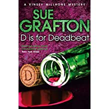 D is for Deadbeat: A Kinsey Millhone Mystery (Kinsey Millhone Alphabet series Book 4)