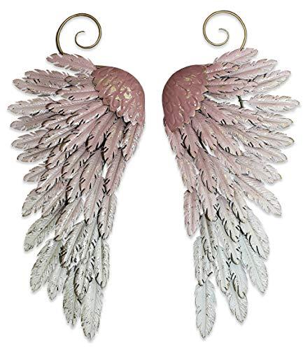 Arthouse Large Angel Wings Decor Multi-Colour 90 x 75