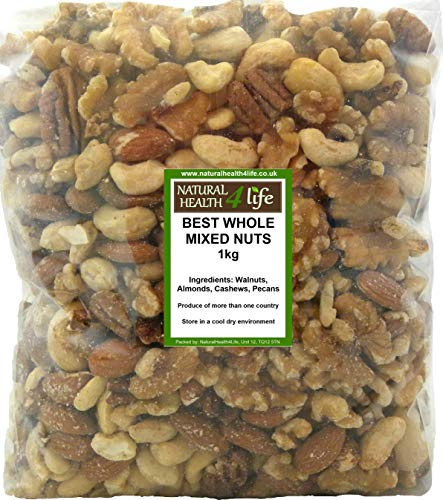 Best Whole Mixed Nuts - 1kg