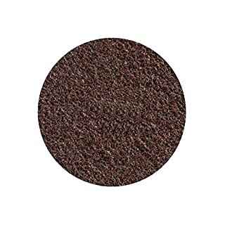 Scotch-BriteTM Surface Conditioning Disc SC-DH Brown 178mm (No Hole) ACRS