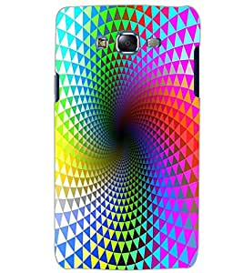 SAMSUNG GALAXY J7 ILLUSSION Back Cover by PRINTSWAG
