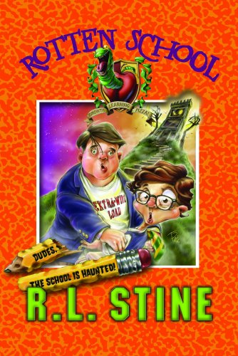 Rotten School 7 Dudes The School Is Haunted