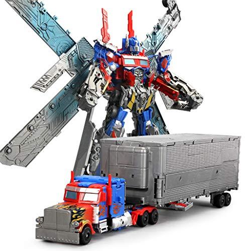 Siyushop Heroes Rescue Bots, Figura de acción de Bot, Juguete de deformación de Autos Grandes, Modelo de Robot de Combate, Juguete de camión niños