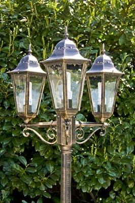 Mastleuchte 1-flammig Bristol Farbe: Schwarz von Eco Light auf Lampenhans.de