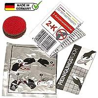 2 componentes adhesivos de bremermann, sistema de pegado para las series de baño Piazza y Lucente