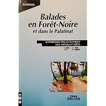 Balades en Forêt-Noire et dans le Palatinat : Allemagne