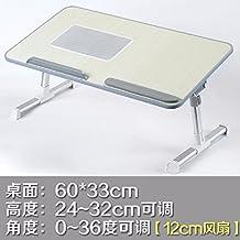 Cama con escritorio del ordenador portátil, mesa lazy, escritorio plegable y abatible, escritorio dormitorio college,9