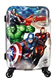 #8: MARVEL GAMME AVENGER (4 IN 1)- 20 INCH KID LUGGAGE TROLLEY BAG