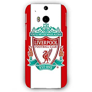 EYP Liverpool Back Cover Case for HTC One M8