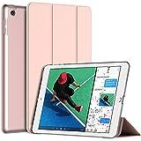JETech Funda para Nuevo iPad 9.7 2017 Carcasa Case (Apple New iPad 2017) Auto-Aueño/Estela (Oro Rosa)