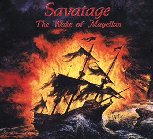THE WAKE OF MAGELLAN'