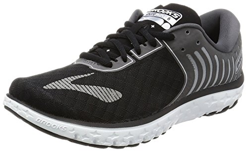 detailed pictures 78d2e 1f6a8 Brooks Pureflow 6, Zapatillas, Mujer, Multicolor (Black anthracite silver)